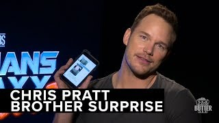 Chris Pratt's Brother Makes Him Cry | 'Avengers: Endgame' Throwback Interview | Extra Butter