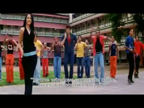 Mere Samnewali Khidi Mein (Eng Sub) Full Video Song (HQ) With...