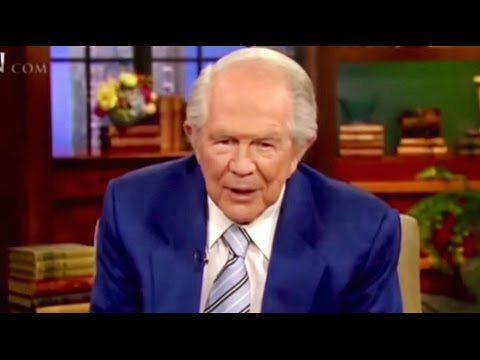 Pat Robertson: Gay Couples Make Me Want To Vomit