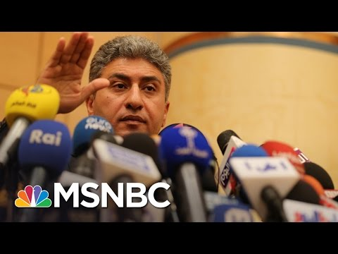EgyptAir Crash: Terrorism Is A Possibility, No Explosions On Satellite | Andrea Mitchell | MSNBC