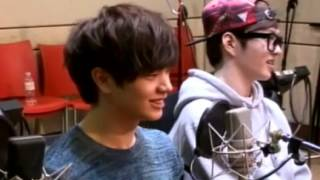 130417 BTOB Sungjae intro album with rap Shindong SSTP