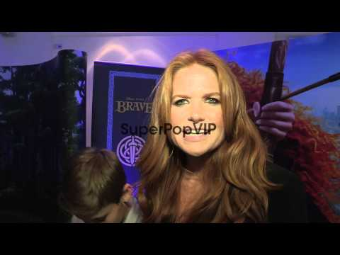 INTERVIEW - Patsy Palmer on red heads INTERVIEW - Patsy P...