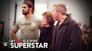 Seth Rollins My Son is a WWE Superstar
