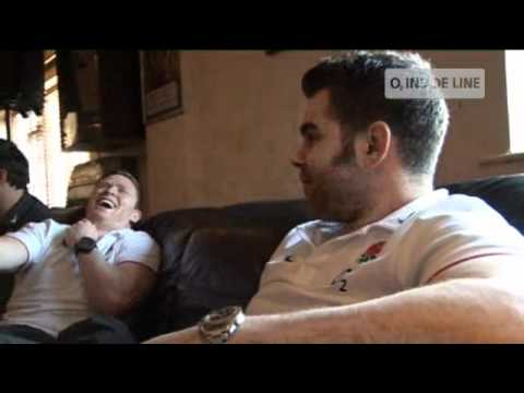 O2's Inside Line previews England vs Ireland - O2 Inside Line - England vs Ireland