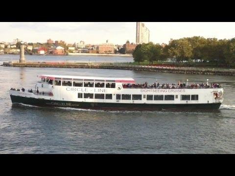 Circle Line Boat Cruise Around Manhattan - Views From Shore