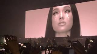 Be Alright - Ariana Grande - DWT Palacio de los Deportes Mexico City 12 Julio 2017