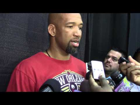 Pelicans Pre Draft Workout: Monty Williams June 14