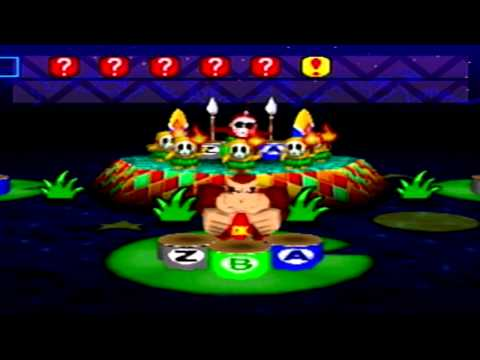 Mario Party 3 - Creepy Cavern [Part 8]