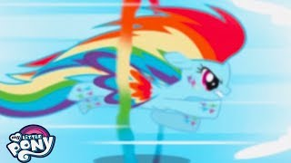 My Little Pony: Rainbow Runners - Epic Color Rush - MLP Power of Friendship #7