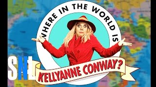 Where in the World Is Kellyanne Conway? - SNL