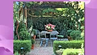 Decoracion de jardines y patios pequeños