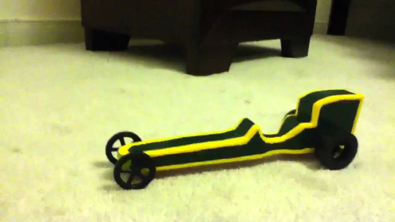 Wooden Co2 Cars Designs Fastest My fast co2 dragster