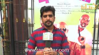 Prasad Arumugam At Ding Dong Movie Launch