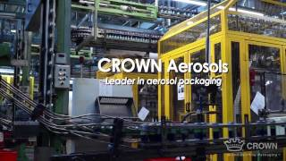 What is it like to work for Crown ?