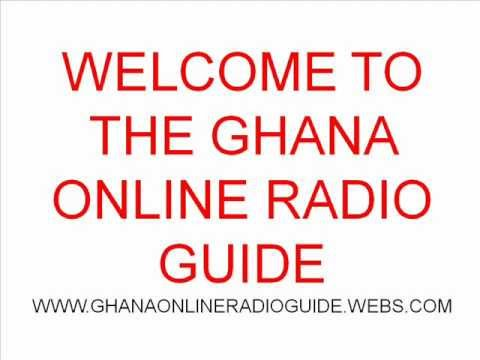 How To Listen To Ghana Internet Streaming Radio Stations
