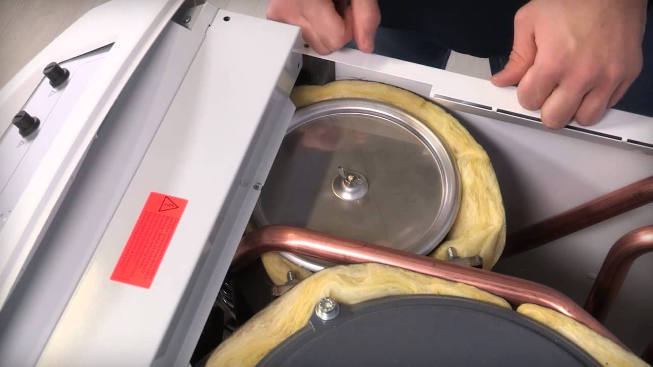 Chaudi re fioul condensation olio condens 3000 f youtube - Comment installer une pompe a chaleur ...