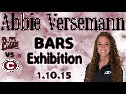 Abbie Versemann - Bars [1/10/15] Exhibition