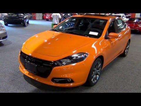 2013 Dodge Dart Sxt Sedan California Package Nice Orange
