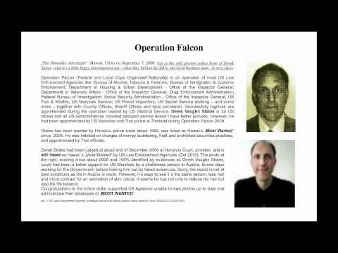 US Marshals need help at Operation Falcon