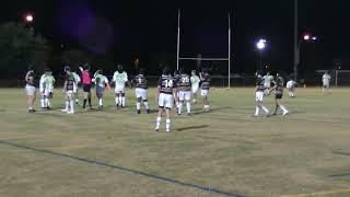Rock Rugby 2 (White) vs. Dallas Jesuit -- First Half (Part 1.5)