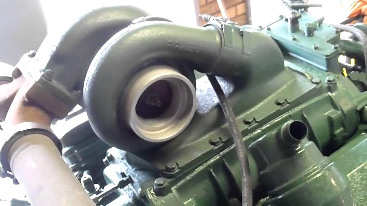 Detroit Diesel 8v92 Startup Youtube