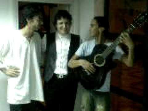 juan manuel canizares y mouad mi amigo flamenco on fez marruecos