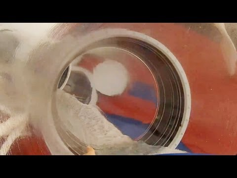 AquaDuck Cruise Ship Water Slide POV Disney Fantasy Master Blaster On-Ride Footage