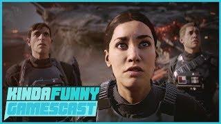 Star Wars Battlefront 2 Review (w/Jack Pattillo) - Kinda Funny Gamescast Ep. 145