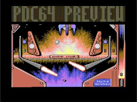 C64 - Pinball Dreams (Preview)