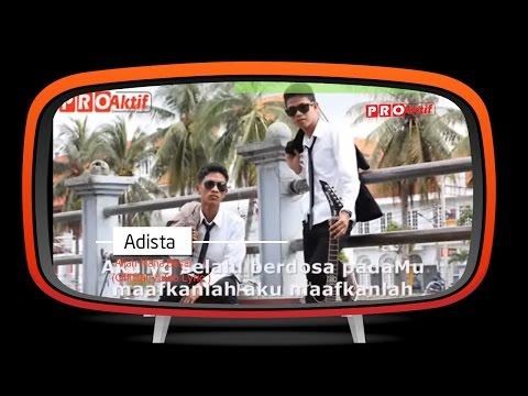 Adista - Allah Maha Besar (Official Lyric Video)