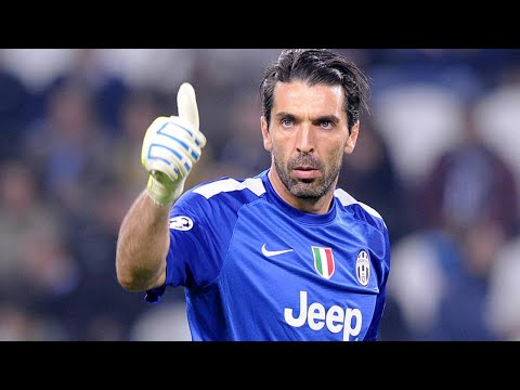 Gianluigi Buffon - The Super Hero - Best Saves - 2014/15 HD