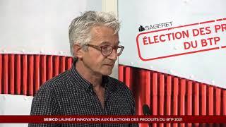 Election des Produits du BTP - SEBICO