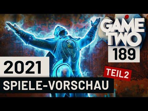 Spielevorschau 2021 [Teil 2]: Noch mehr wichtige Games des Jahres | Game Two #189