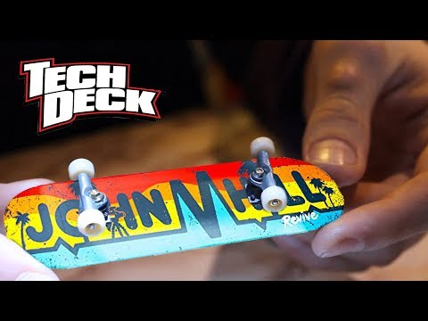 My NEW Revive Pro FINGERBOARD!!