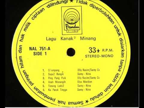 Lagu Kanak2 Minang (1970): OM PIM PA
