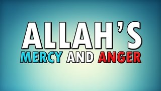 Allah's Mercy Is Far Beyond His Anger !   Powerful And Beneficial Reminder!   Abdul Nasir Jangda