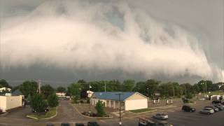 Tornado Producing Storm in the Quad City Metro Area