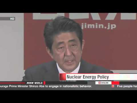 Abe pledges to continue focusing on economy