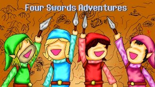 TRG: Four Swords Animation: Sniper Tim