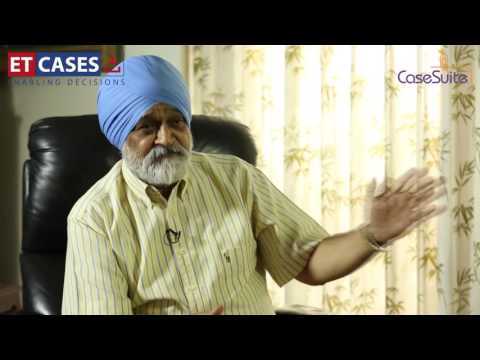 CASE SUITE ON INDIAN ECONOMIC HISTORY with Dr. MONTEK SINGH AHLUWALIA