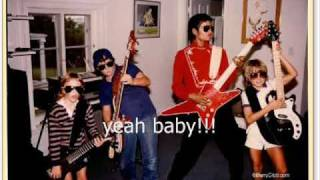 Michael Jackson Funny Unseen Pictures