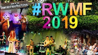 A day tour during Rainforest World Music Festival 2019
