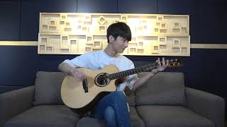 (Ed Sheeran & Justin Bieber) I Don't Care - Sungha Jung
