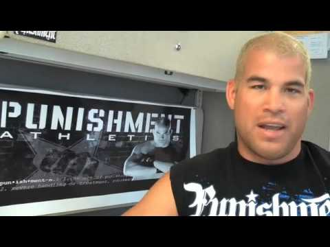 TITO ORTIZ ON TRAINING FOR HIS RETURN TO THE OCTAGON 2009 Image 1