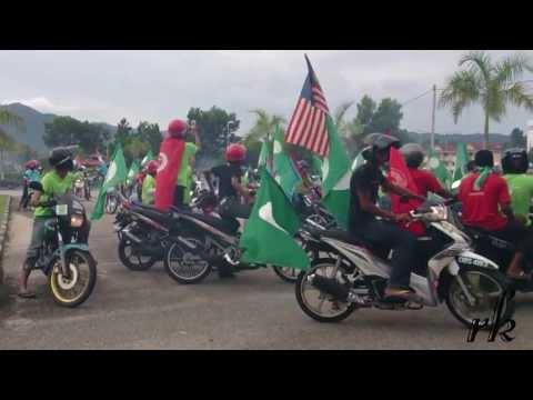 Himpunan Anak Muda Kelantan di Jeli