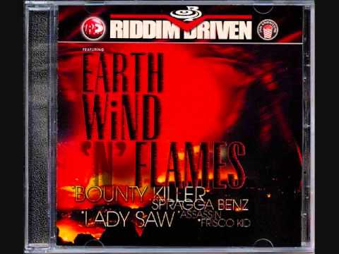 Earth Wind N Flames Riddim Mix (2003) By Dj.wolfpak video