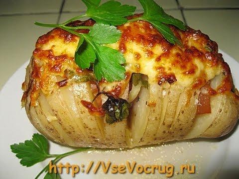 Как запечь картошку с мясом в фольге в духовке