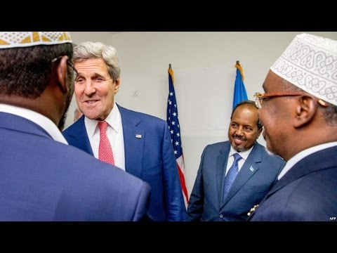 Kerry Visits Somalia, Hope For Nigeria? & A Second Liberation in South Africa (w/ Milton Allimadi)