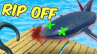 SAY HELLO TO RAFT 3D! | 5 RAFT GAME RIP OFFS!