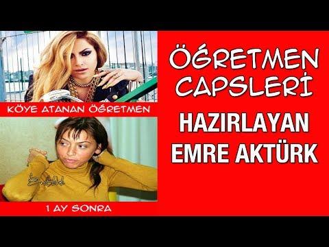 Öğretmen Capsleri / Hazırlayan Emre Aktürk
